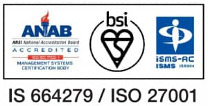 IS 664279 / ISO 27001