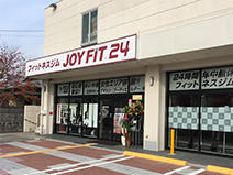 JOYFIT24京都桂西がオープンしました