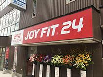 JOYFIT24椥辻駅前がオープンしました