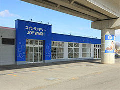 JOYWASH帯広大通店がオープンしました